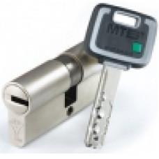 Цилиндр Mul-T-Lock МТ5+ L 62 (31Т*31) ТФ усил.никель+верт(104347)
