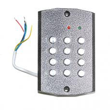 Вызывная панель КБД-10В врезная (114458)