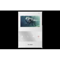 Видеодомофон цветной SLInex SQ-04 BLACK (113027)