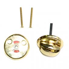 Завертка финская WC 0360 золото (114333)