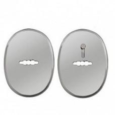 Комплект ключевин MB-YP-60- 01/02 белый никель(114534)