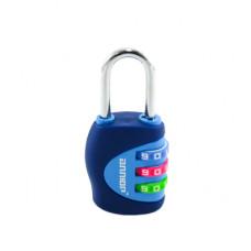 Замок навесной синий. ВС1К-27/4(F5) Аллюр (115031)