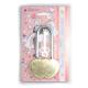 Замок навесной «Сердечко» APECS PDB-33-60 Blister (214826)
