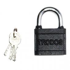Замок навесной TRODOS ВС HG45-60 чугун (141747)