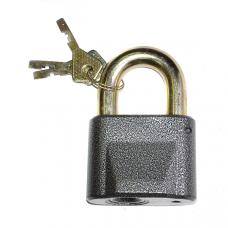 Замок навесной ЧАЗ ВС-2М1.01 (под один ключ) (141700)