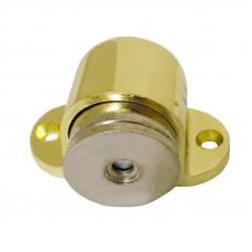 Упор дверной TRODOS 08.11.01 магнит (золото) (112062)