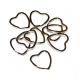 Колечки для ключей «Сердце» (141874)