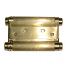 Петля пружинная двусторонняя DAS SS 201-5 125*86*1.5(214602)