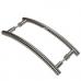 Ручки-скобы Apecs HC-0928-25/350-INOX (PP-928-25/350) (114057)