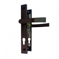 Ручка дверная CTH-1615-13 RAL 8017 (141517)