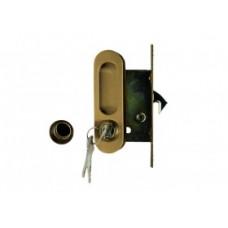 Ручка Archi A-K01/02-V1AB с мехм. бронза (112074)