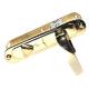 Ручки на планке Apecs HP-42.0101-S-C-G-L (P001G L) (214295)