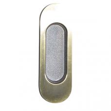 Ручка-купе 14.132.33«7870-64» для разд.дверей  бронза (214732)