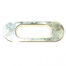 Ручка-купе 14.132.01«01717870-64 0187» для разд.дверей золото (214729)