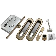 Комплект для раздвижных дверей Morelli MHS1 50 L AB (100530)