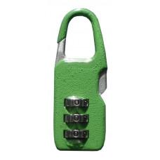 Замок навесной TRODOS зеленый CL510А кодовый(214604)