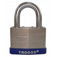 Замок навесной TRODOS ВС-SL-10-50 наборный (214589)