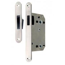Защелка дверная Morelli WC 2070M магн. SN (100503)