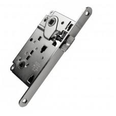 Защелка дверная AGB B01013.50.06 WC никель (114016)