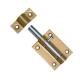 Задвижка дверная ЗД-01 115 мм.(214497)